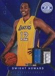 Dwight Howard 2013 Totally Certified Blue Patch