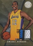 Dwight Howard 2013 Totally Certified Gold Patch