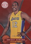 Dwight Howard 2013 Totally Certified Red
