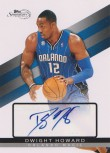 Dwight Howard Topps Signature Auto