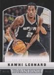 Kawhi Leonard Panini Silver Foil