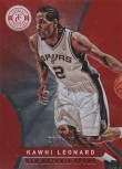 Kawhi Leonard 2012 Totally Certified Red