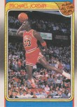 Michael Jordan Fleer All Star