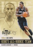 Kawhi Leonard Kobe's All Rookie Team - Black Friday
