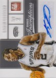 Kawhi Leonard Elite Inscriptions Auto
