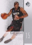 Kawhi Leonard SP Authentic