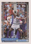 Shaquille O'Neal Topps Rookie